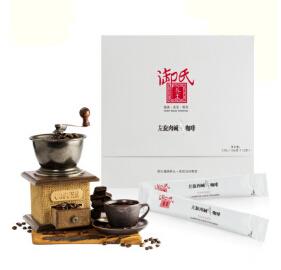 御氏养生 左旋肉碱咖啡 10g*10袋/盒